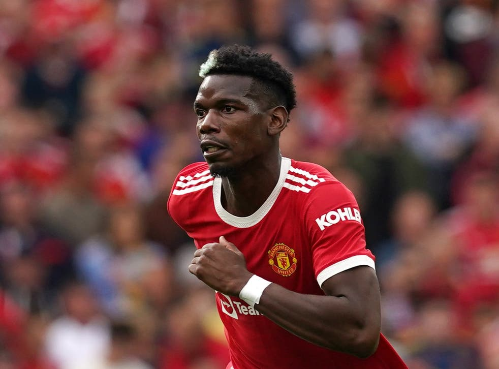 <p>Paul Pogba is in the final year of his contract at Old Trafford (Martin Rickett/PA).</p>