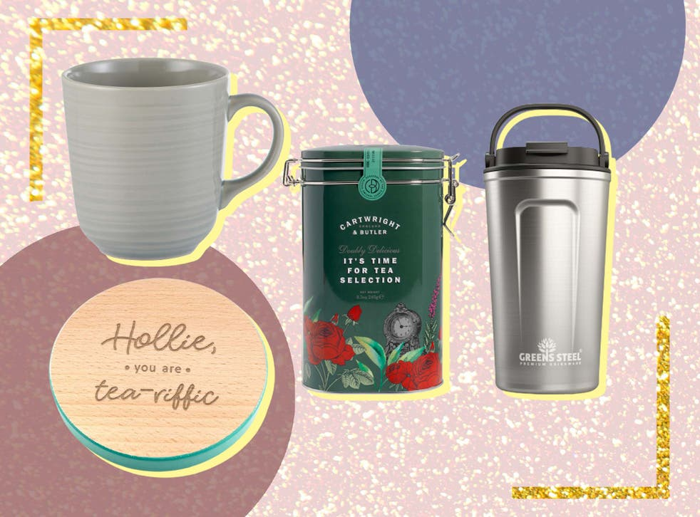 <p>Whether they can't start the day without a builder's brew or like to dabble in finer flavours, there's a gift to suit every tea lover in your life</p>