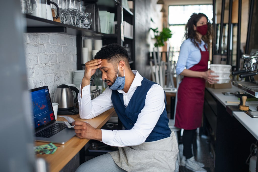 Triple shock as worker shortages, inflation, and Delta variant destroy small business confidence in pandemic recovery