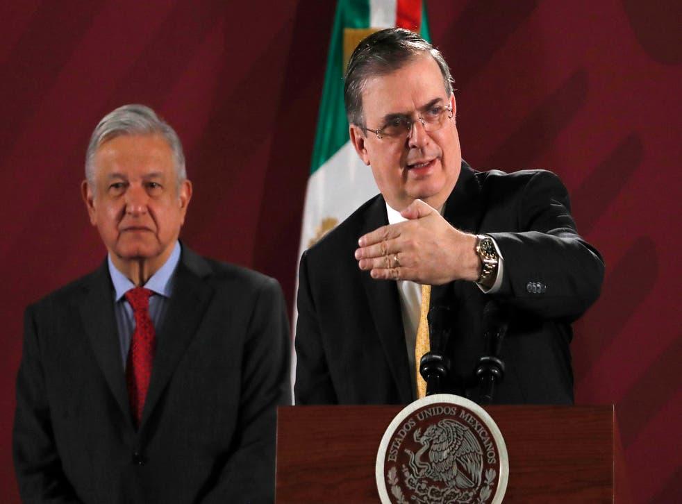 Mexico Diplomacy