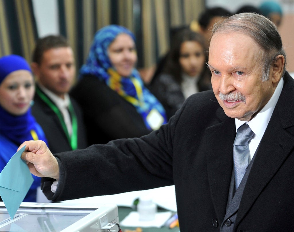 Ex-Algerian president Bouteflika, ousted amid protests, dies