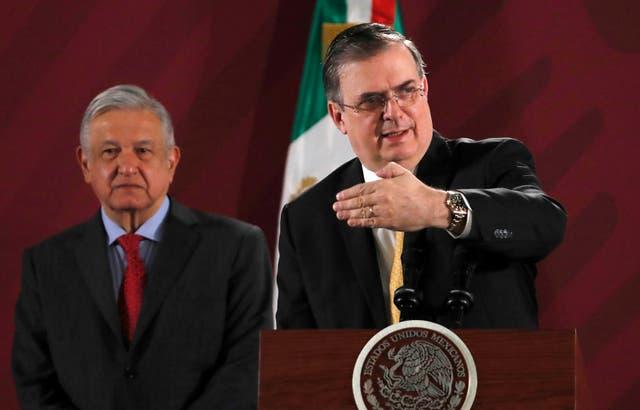 MEXICO-DIPLOMACIA
