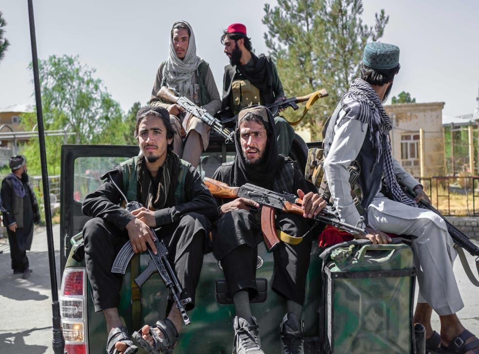 <p>The Taliban takeover of Kabul is described as 'a systemic failure' of national security structures </p>