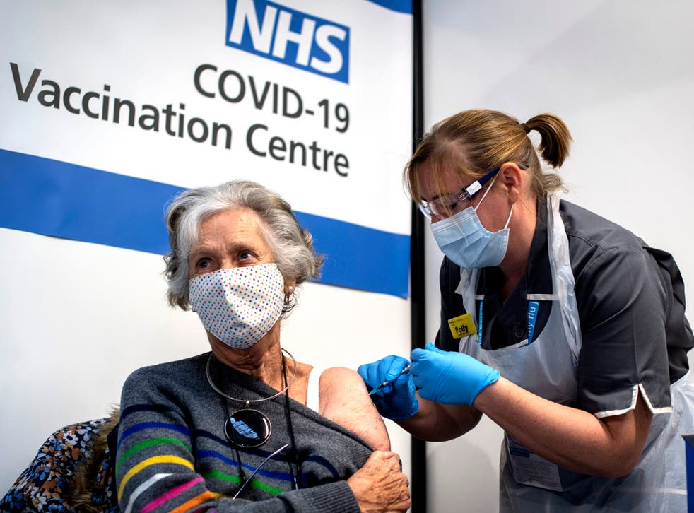 <p>All over-50s will be offered booster jab </p>