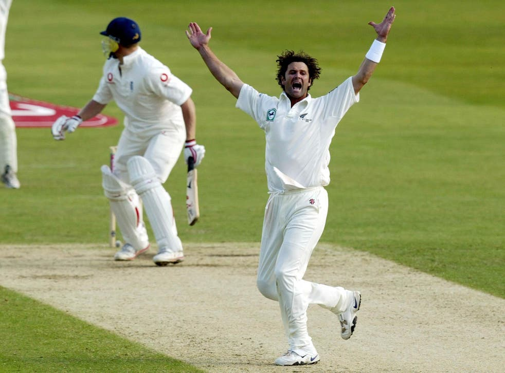 New Zealand's Chris Cairns is recovering from a spinal stroke (David Davies/PA)