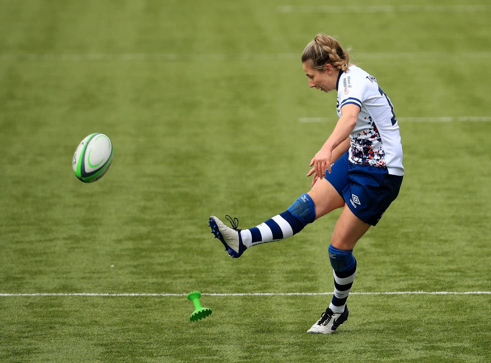 <p>Elinor Snowsill started at 10 for Bristol Bears</p>