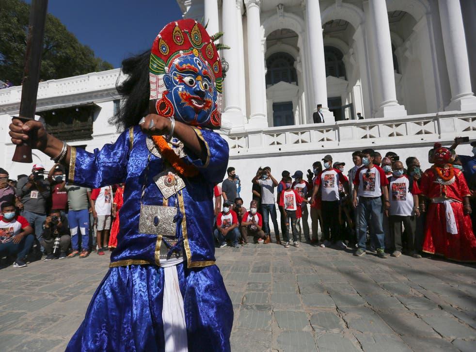 Virus Outbreak Nepal Festival