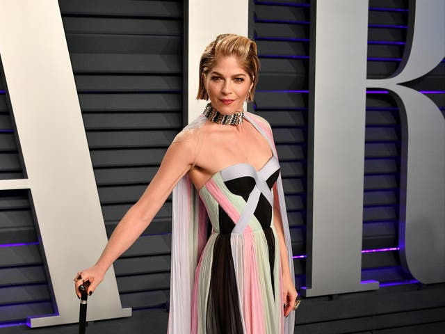 <p>Selma Blair reflects on moment she knew something was wrong before MS diagnosis </p>