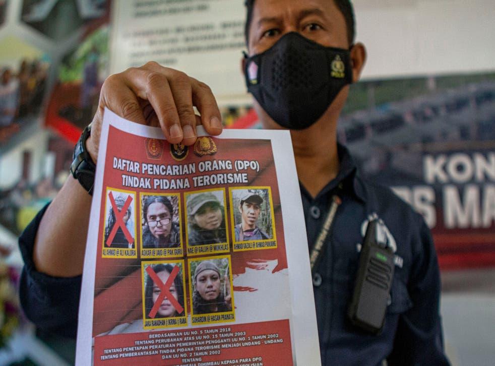 INDONESIA VIOLENCIA