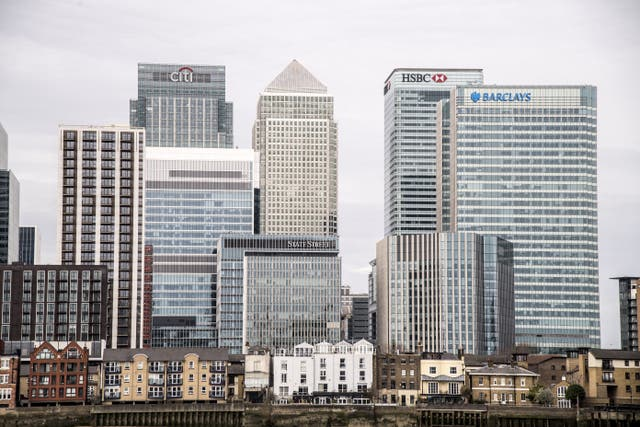 UK tech firms raised £13.5 billion in 2021, according to new data (Ian West/PA)