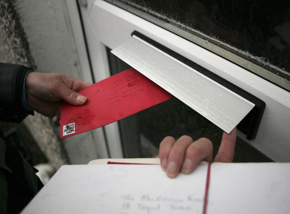 <p>The letters have been sent to residents of Sutton Coldfield in recent months </p>