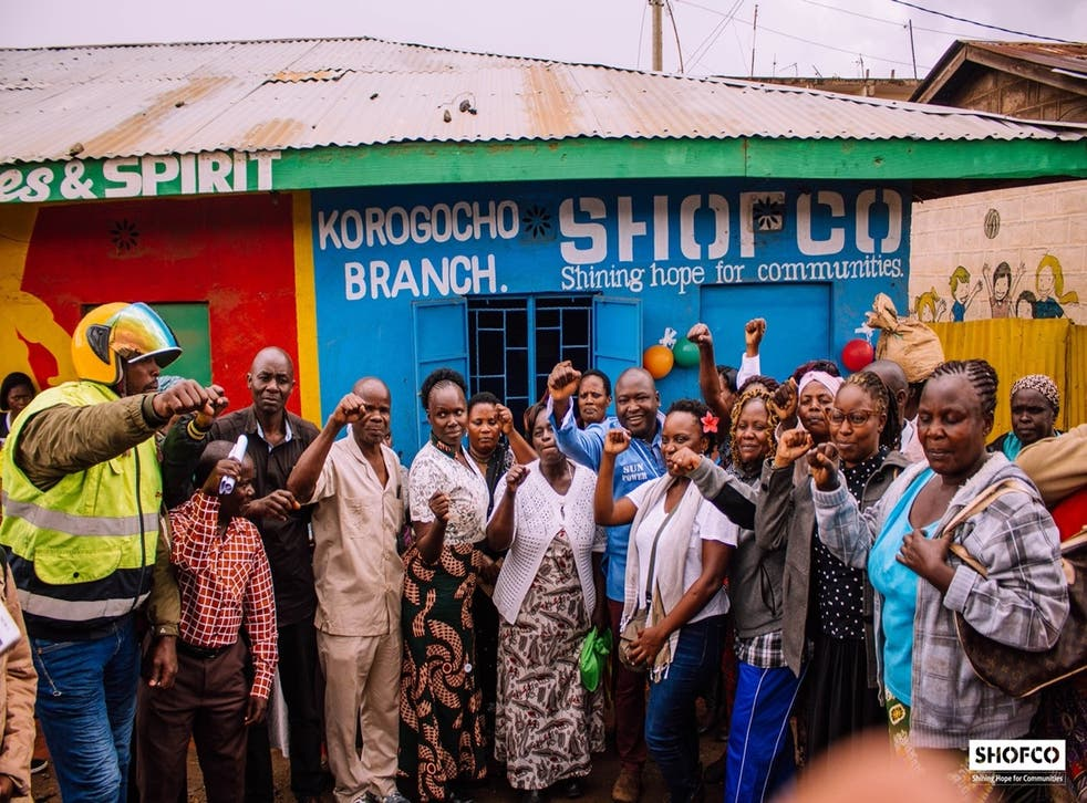 <p>The failure of philanthropic funding in Africa is that so little of it reaches African CSOs, such as Shofco </p>