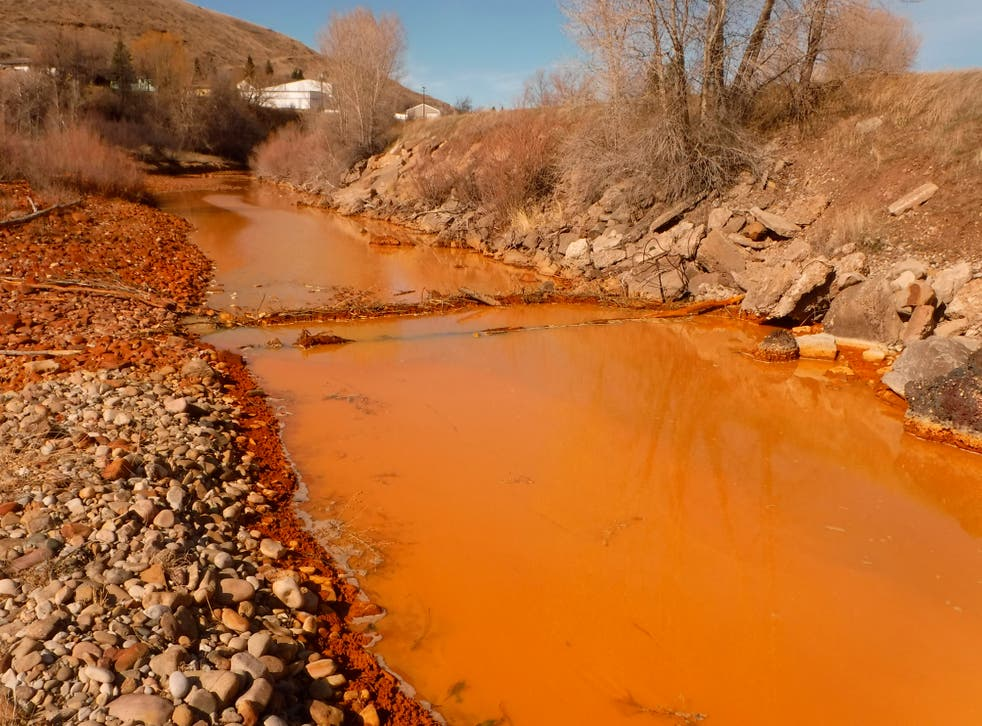 Abandoned Mines Cleanup
