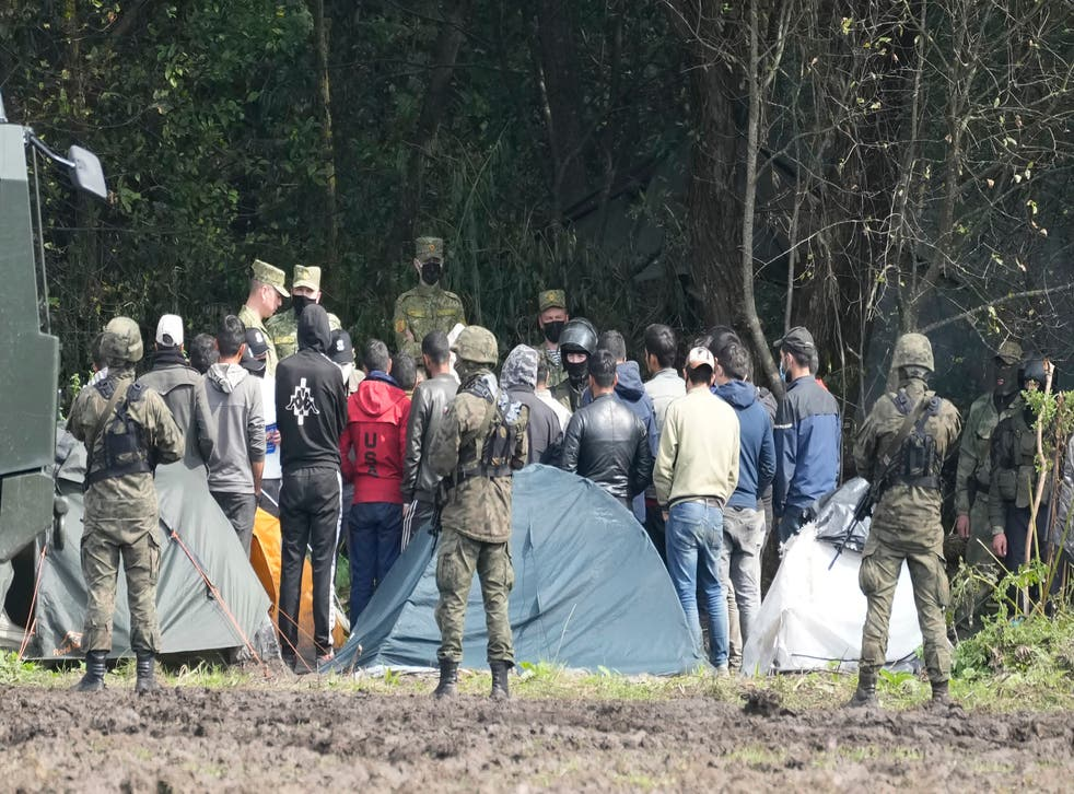 Poland Belarus Migration
