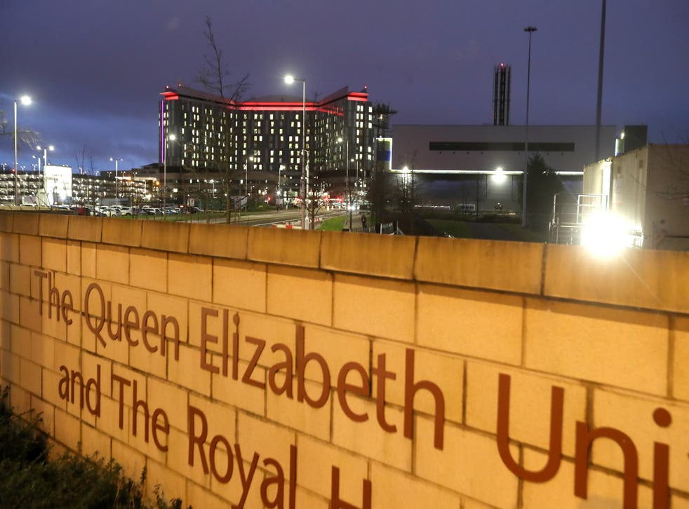 <p>The Scottish Hospitals Inquiry  is currently investigating the construction of the Queen Elizabeth University Hospital (QEUH) campus in Glasgow</p>