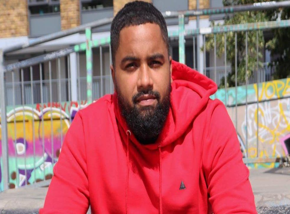 <p>Dwayne Francis was detained while waiting in his car for a post office to open on his way to work. </p>