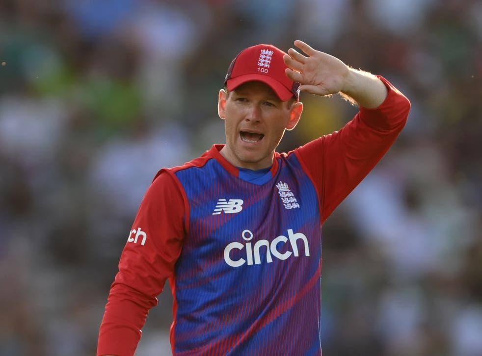 <p>Eoin Morgan's England will no longer travel to Pakistan </p>