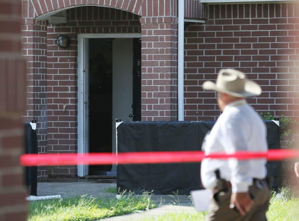 Houston Officers Shot