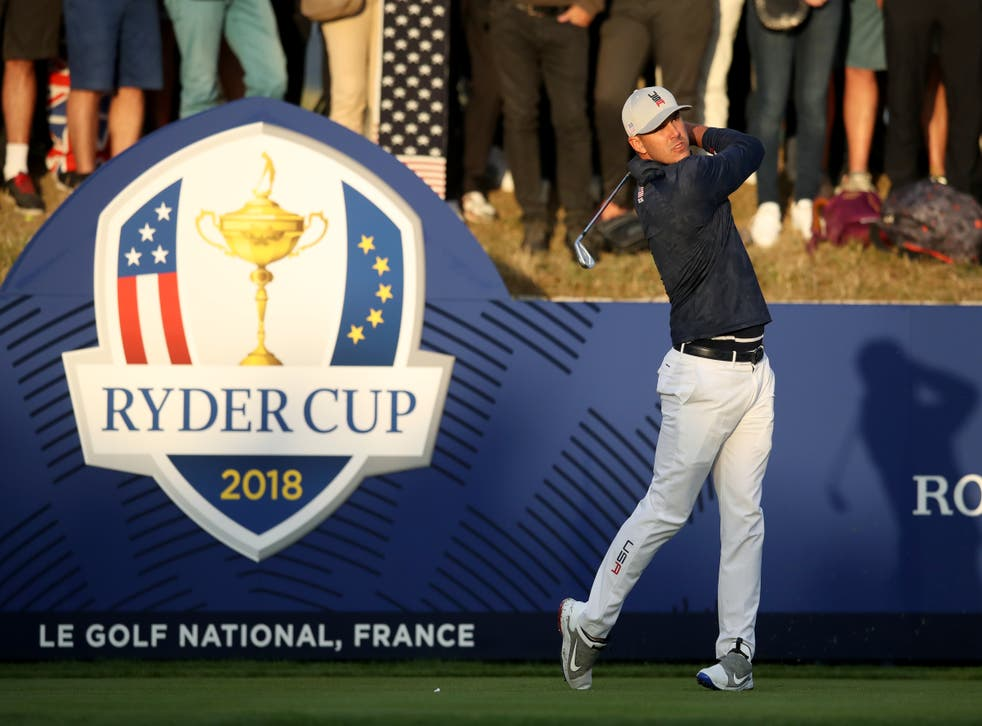 Brooks Koepka's comments about the Ryder Cup have not unsettled United States captain Steve Stricker (Adam Davy/PA)
