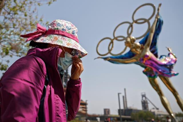 China Fighting The Virus