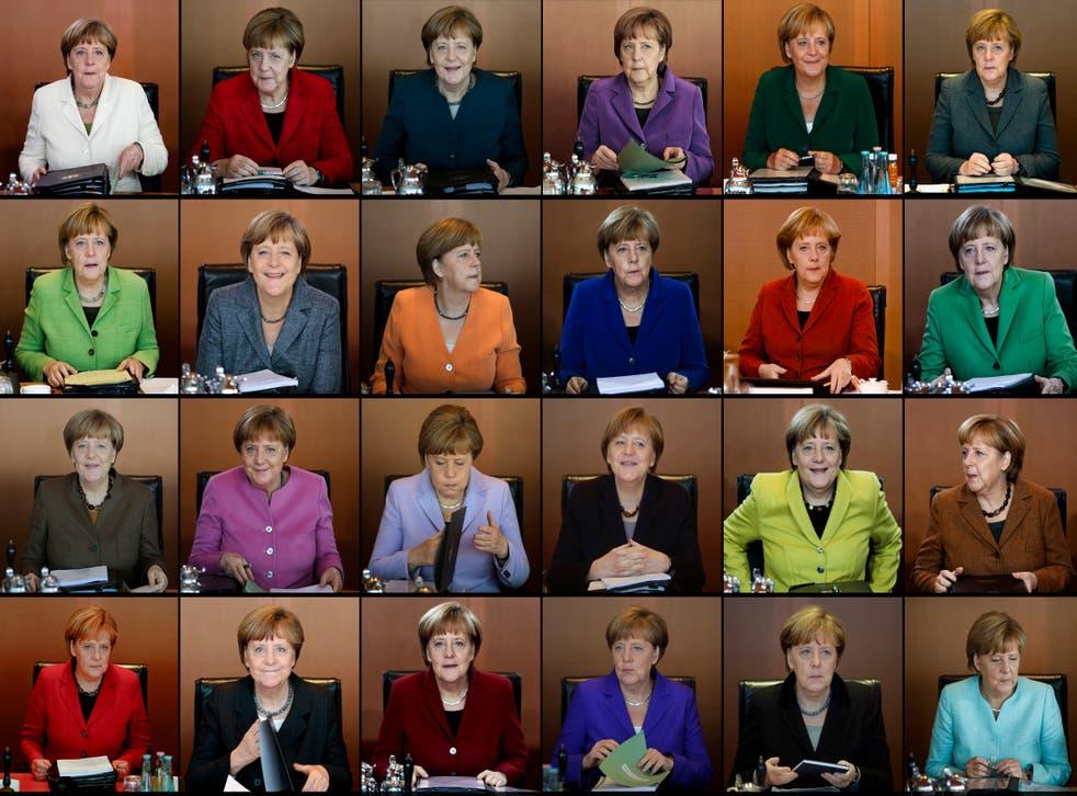 Germany Merkel Women