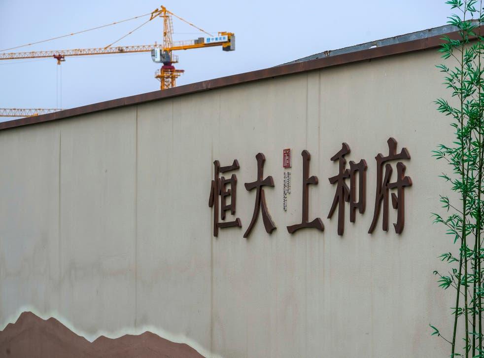 China-Developer's Debt Struggle Explainer