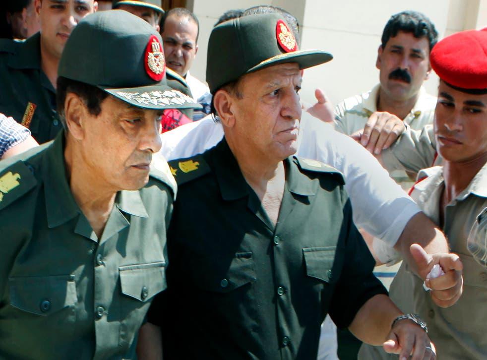 Egypt Obit Tantawi