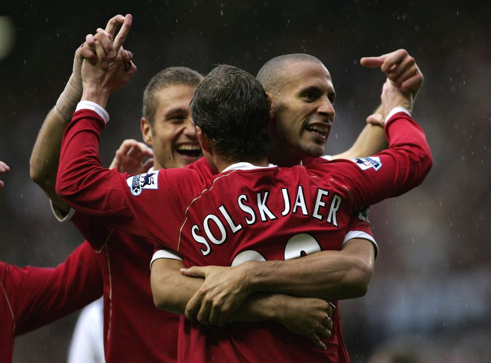 <p>Rio Ferdinand has urged Ole Gunnar Solskjaer to get in touch with him </p>