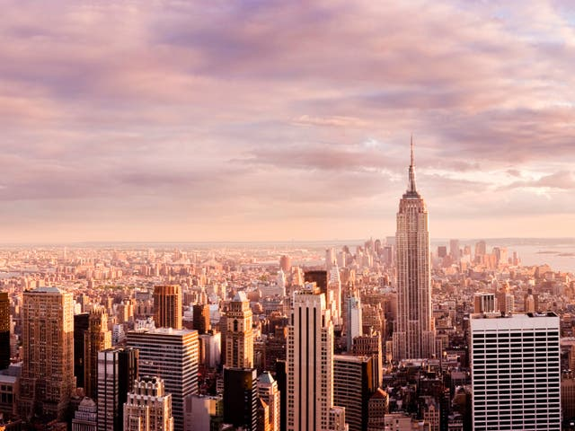 <p>Flights to New York could be available before Christmas </p>