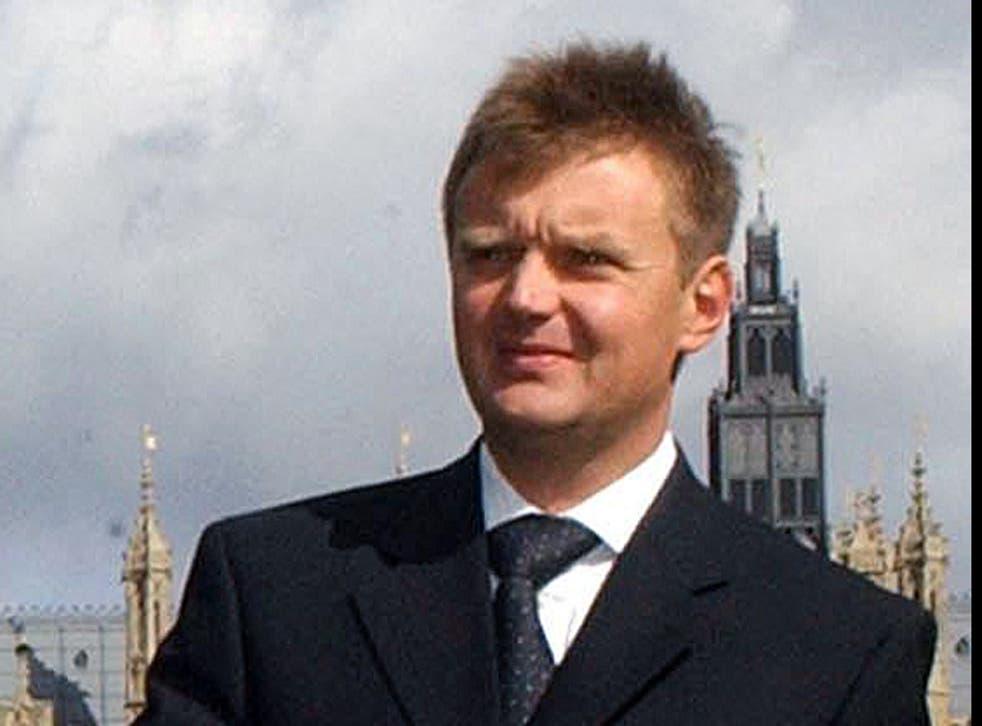 <p>Alexander Litvinenko died in the UK in 2006</p>