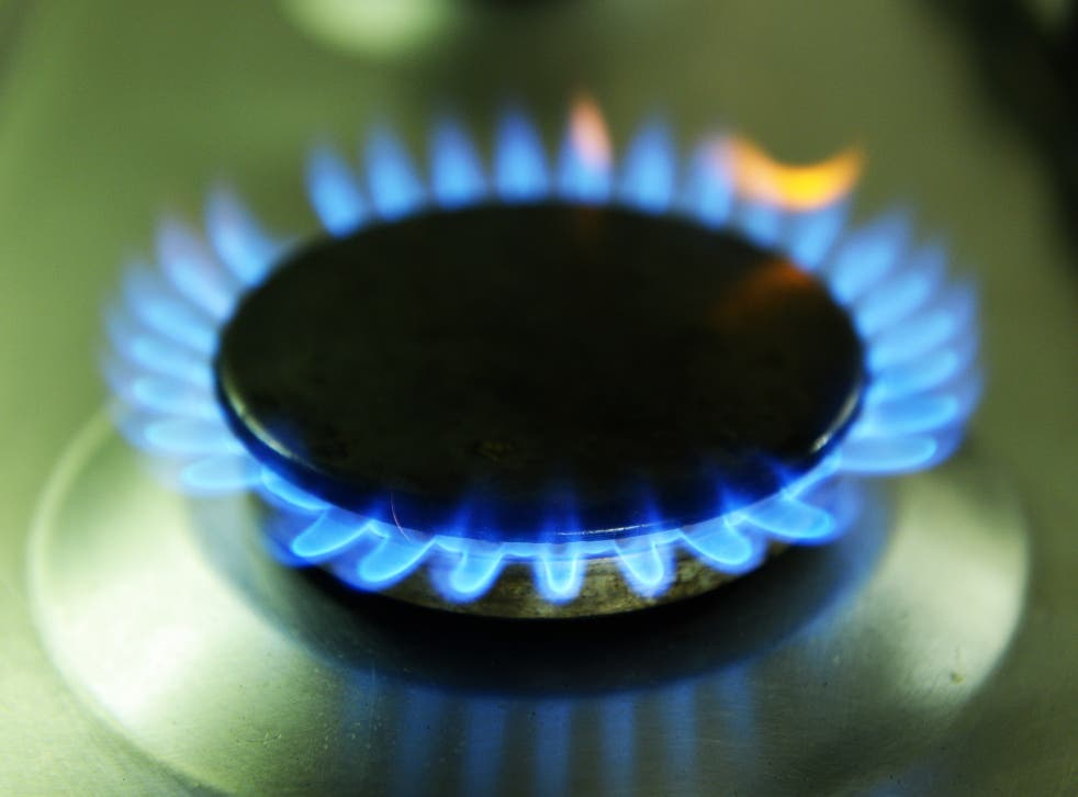 <p>Wholesale gas prices have rocketed in recent weeks, forcing many firms out of business all together (John Stillwell/PA)</p>