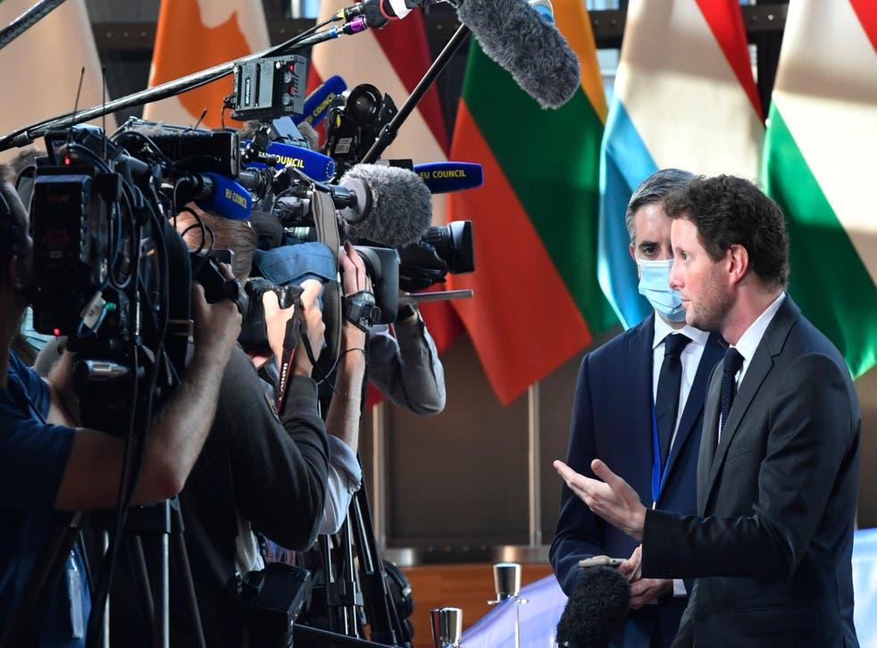 Belgium EU General Affairs