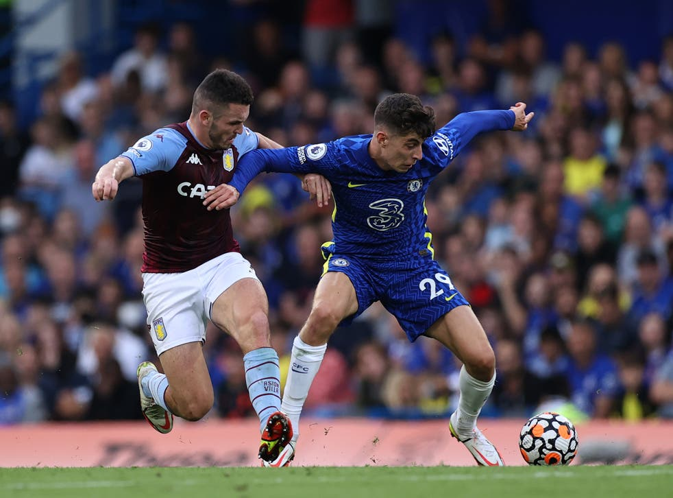 <p>Chelsea face Aston Villa in the third round of the Carabao Cup </p>