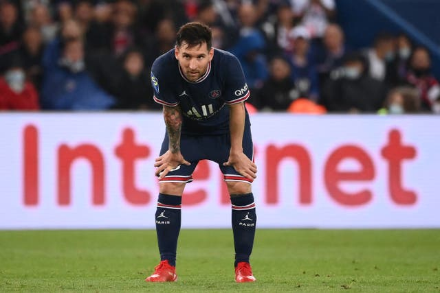 <p>Lionel Messi has been ruled out of PSG's trip to Metz </p>