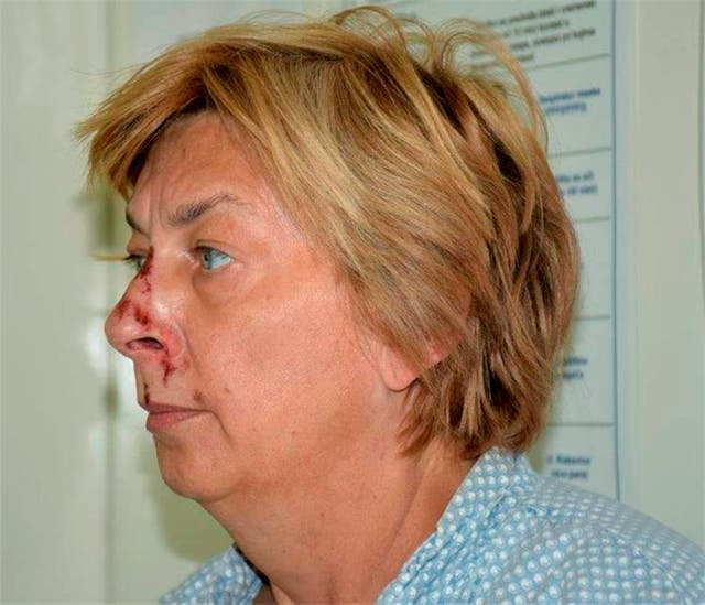Croatia Mystery Woman