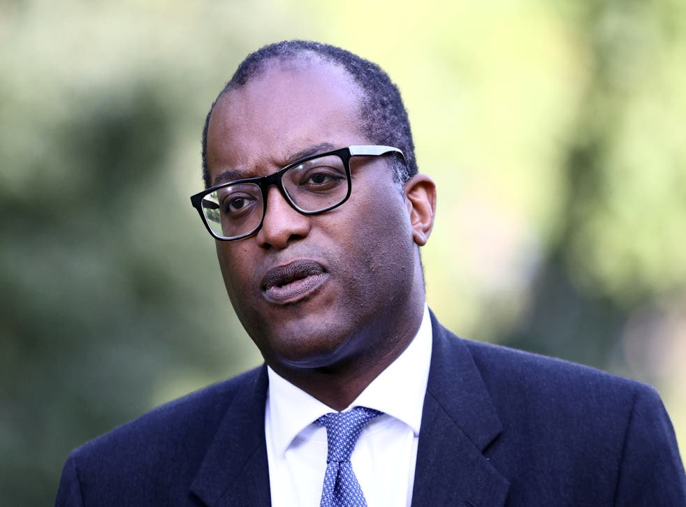 <p>Kwasi Kwarteng, secretary of state for business, energy and industrial strategy </p>