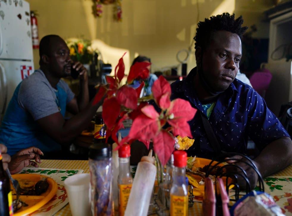MIGRANTES-DIASPORA HAITIANA