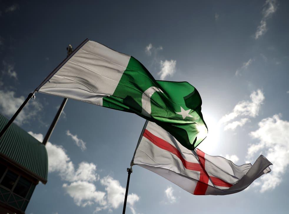 <p>England will not be touring Pakistan </p>