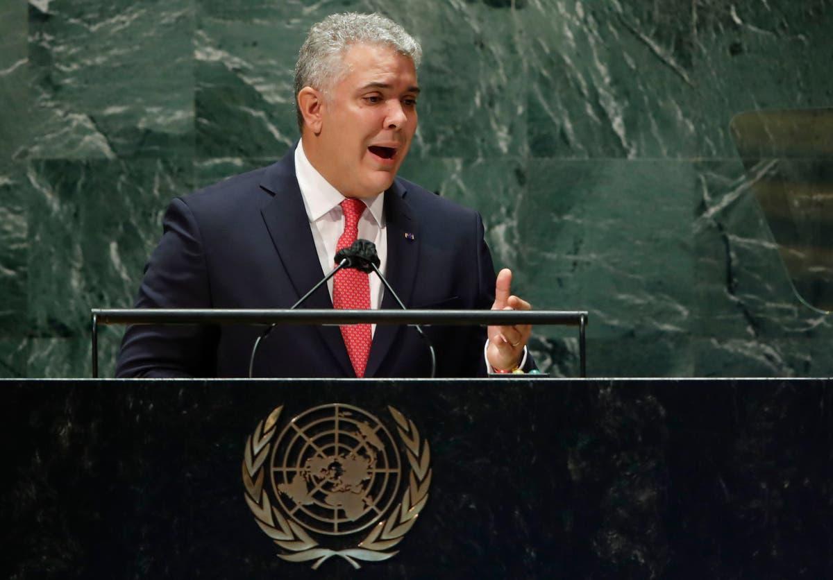 """No podemos ser ingenuos"": Duque sobre diálogos de Venezuela"