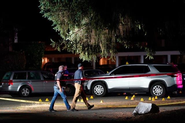 Portland Suspect Killed
