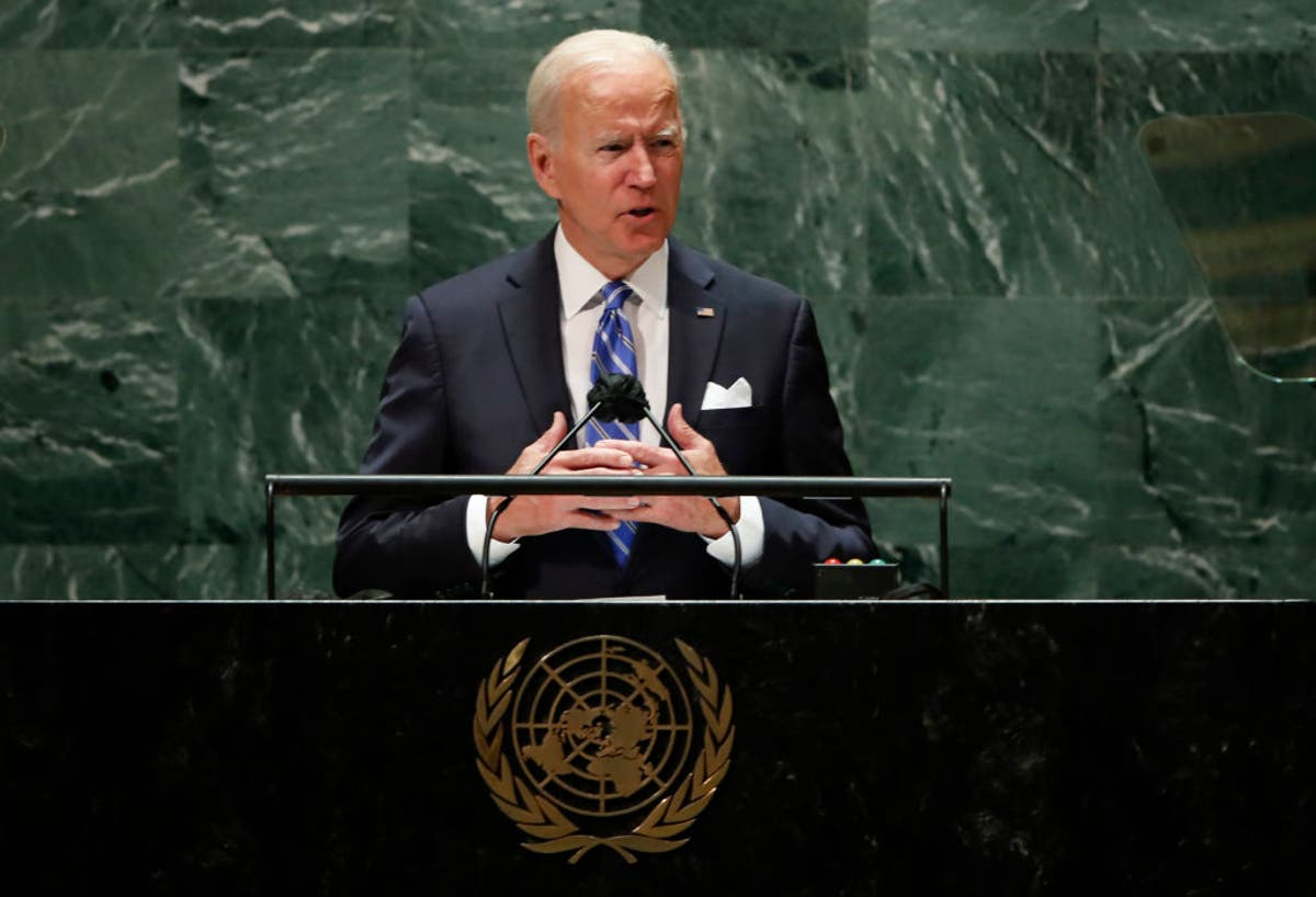 Joe Biden's promise of 'relentless diplomacy' looks seriously hypocritical from outside the UN