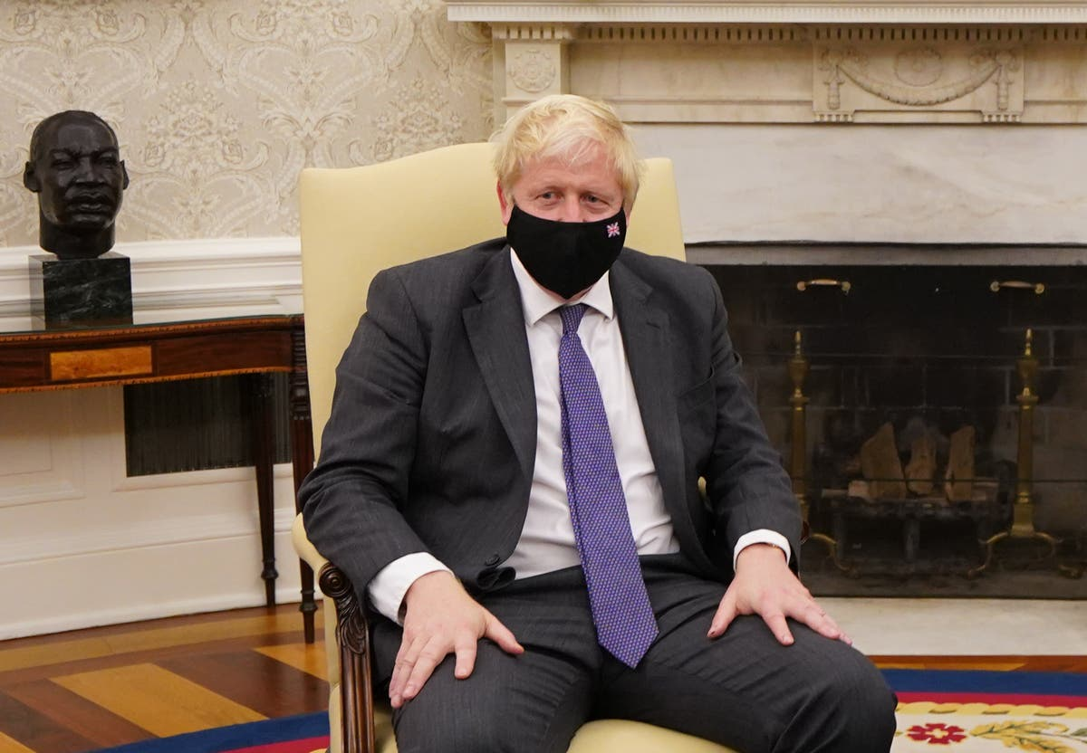 It is time for Boris Johnson to get a grip on rising energy prices