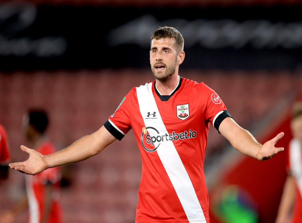 Southampton defender Jack Stephens is facing around three months on the sidelines with the knee injury he suffered at the weekend (Adam Davy/PA)
