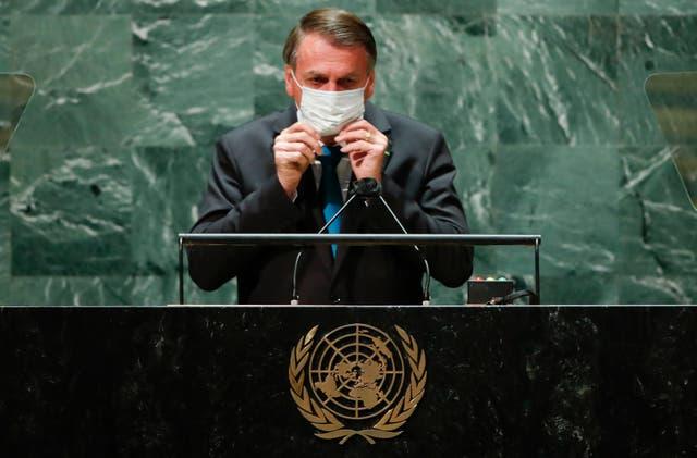Asamblea general UN