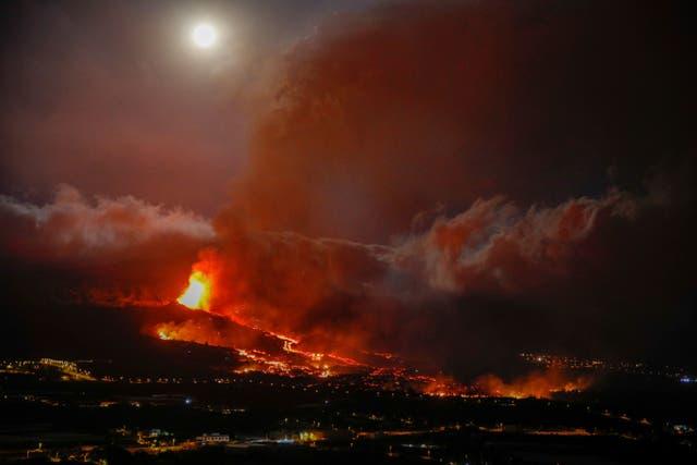 Spain Volcano Explainer