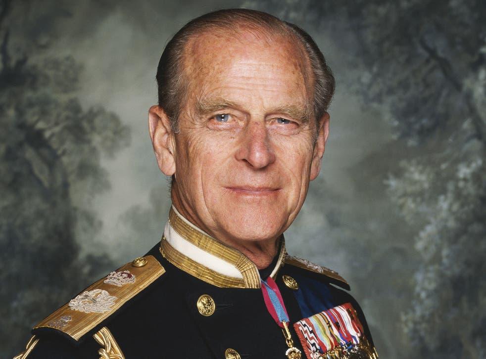 <p>Prince Philip</p>