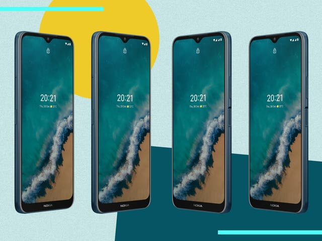 <p>The G50 is Nokia's lowest price 5G handset  </p>