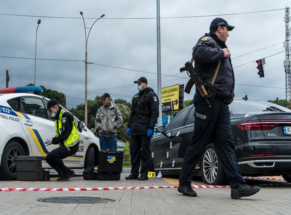 <p>Zelensky aide targeted in apparent assassination attempt</p>