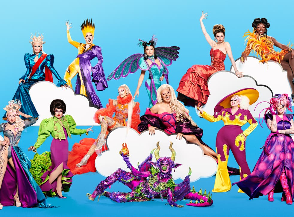 <p>'Drag Race really puts you through your paces and helps you to know what kind of person you are' </p>