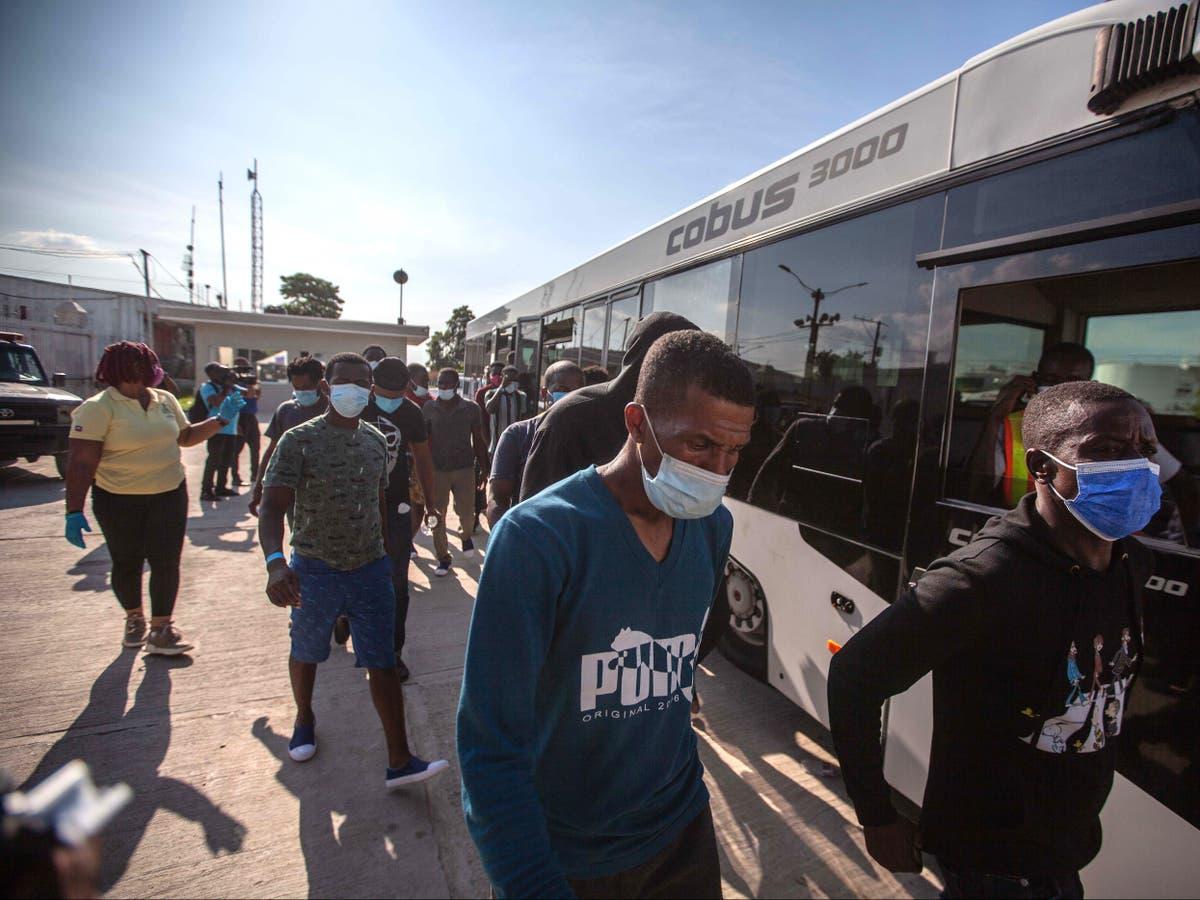 Congressional Black Caucus members rail against treatment of Haitians at US-Mexico border